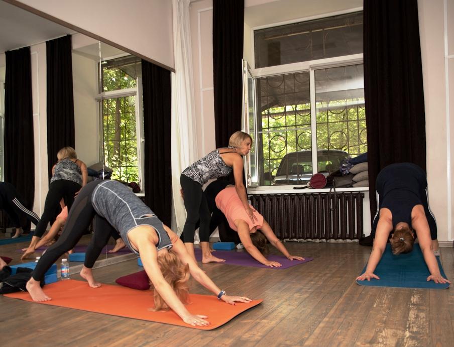 Группы йоги на Соколе SmartYoga